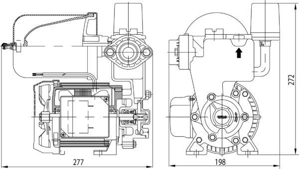 Wilo-PW-175EA
