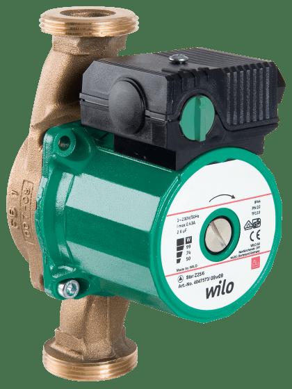 Wilo-Star-Z 20/7-3 (150мм)